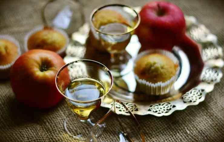 bucce delle mele