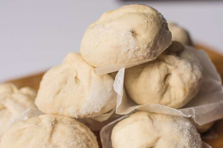 scongelare il pane