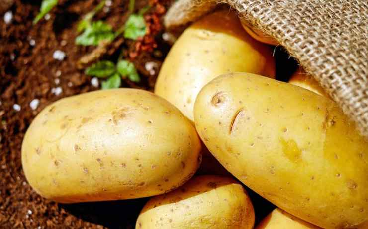 patata ricetta frigo