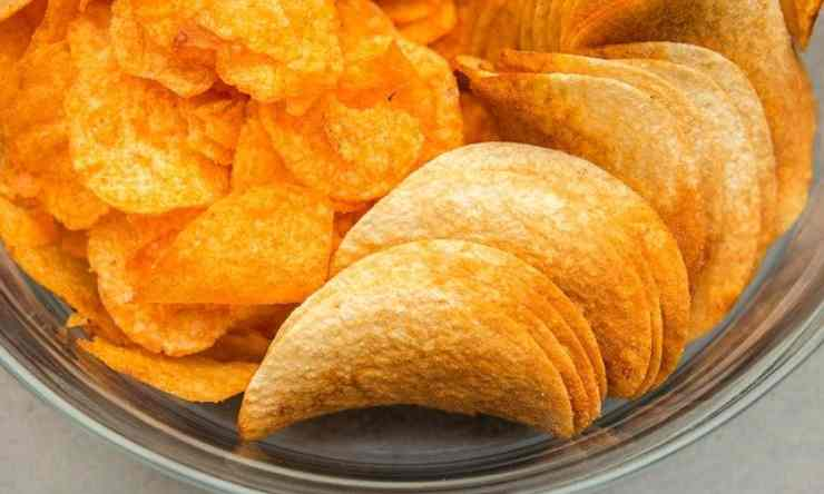 patatine ingrediente