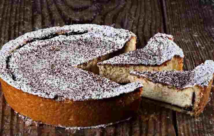 torta ricotta Damiano Carrara