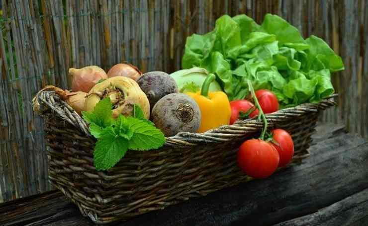 verdura congelare