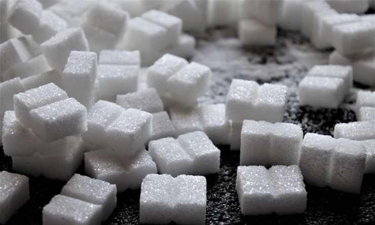 zucchero aceto acqua