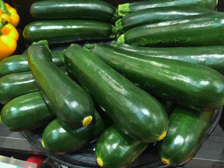 ricette facili zucchine