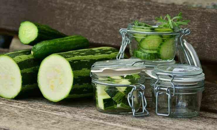 zucchine dieta