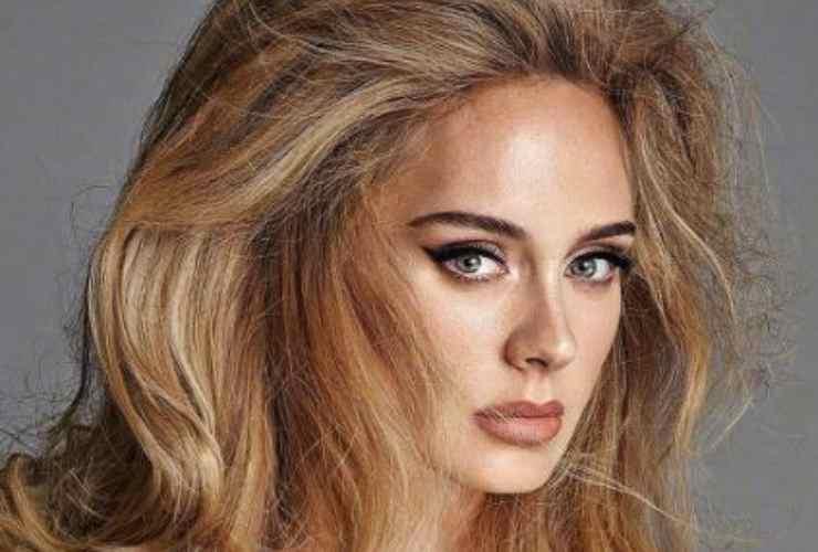 dieta di Adele