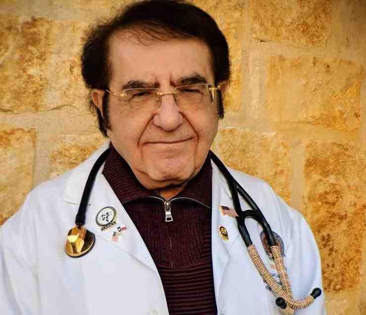 dottor Nowzaradan moglie
