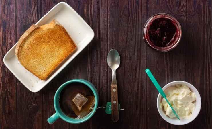 Ricotta a colazione
