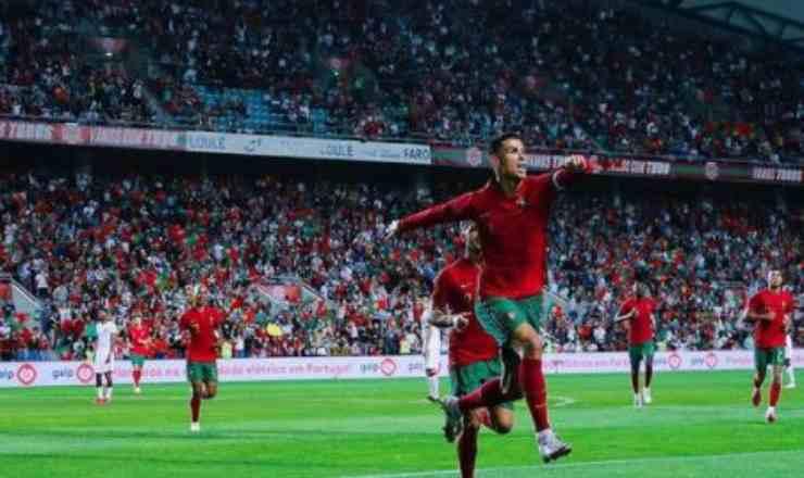 Cristiano Ronaldo 'bufera'