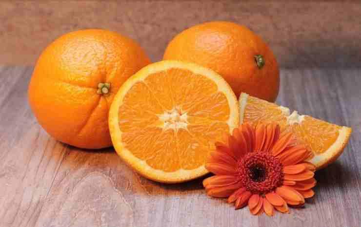 arancia microonde