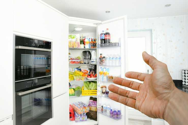 cattivi odori nel frigo