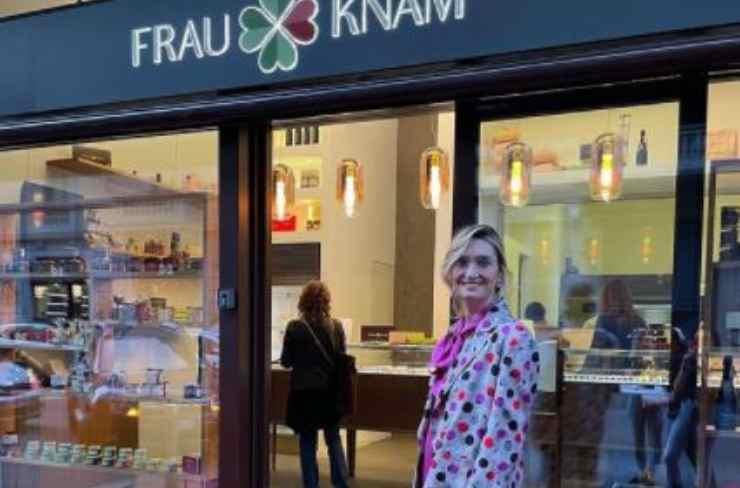Frau Knam
