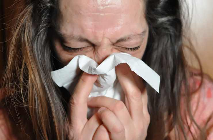 tosse raffreddore