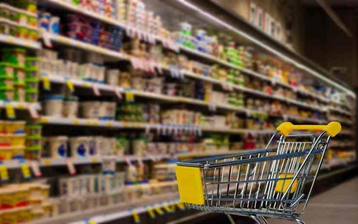 errore supermercato